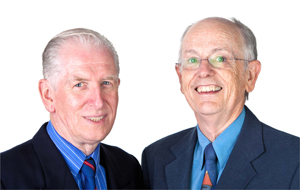 Drs Charles Margerison and Dick McCann