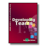 Team Management Systems E-Book Series: Developing Teams