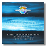 Team Management Systems Research Manual